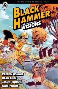 Black Hammer: Visions #1 - DC Comics News