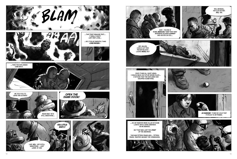 Snowpiercer Vol. 2 - The Explorers