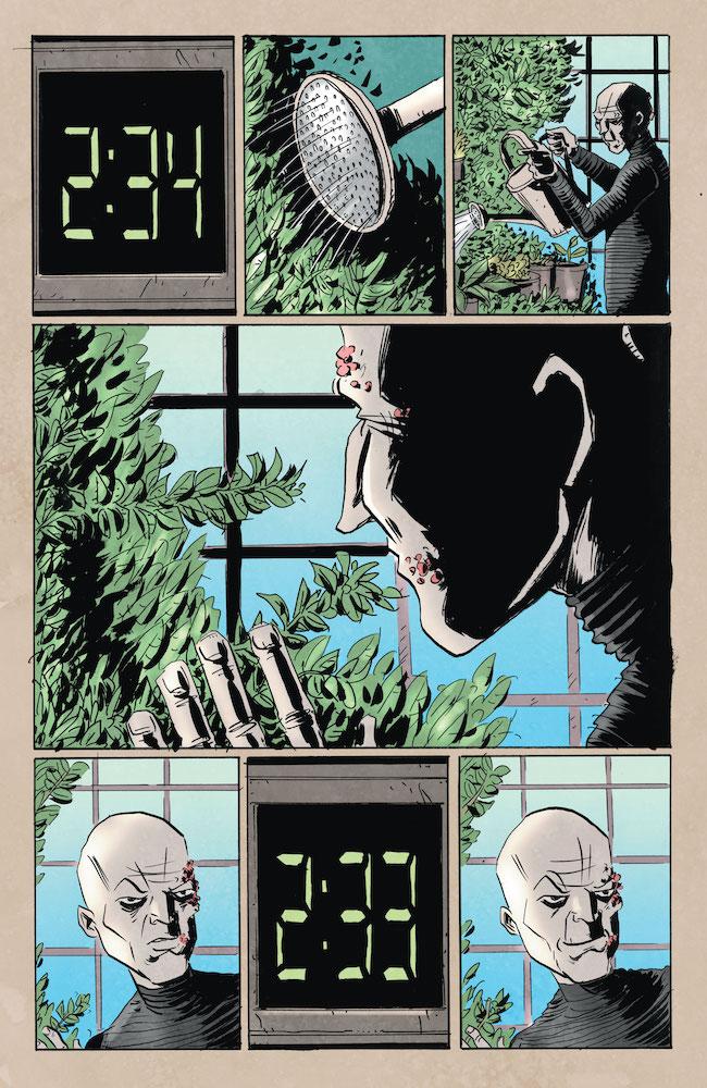 Father Time DC Comics News Reviews