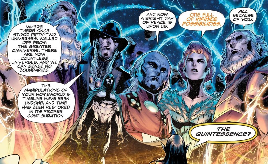 Infinite Frontier #0 - DC Comics News