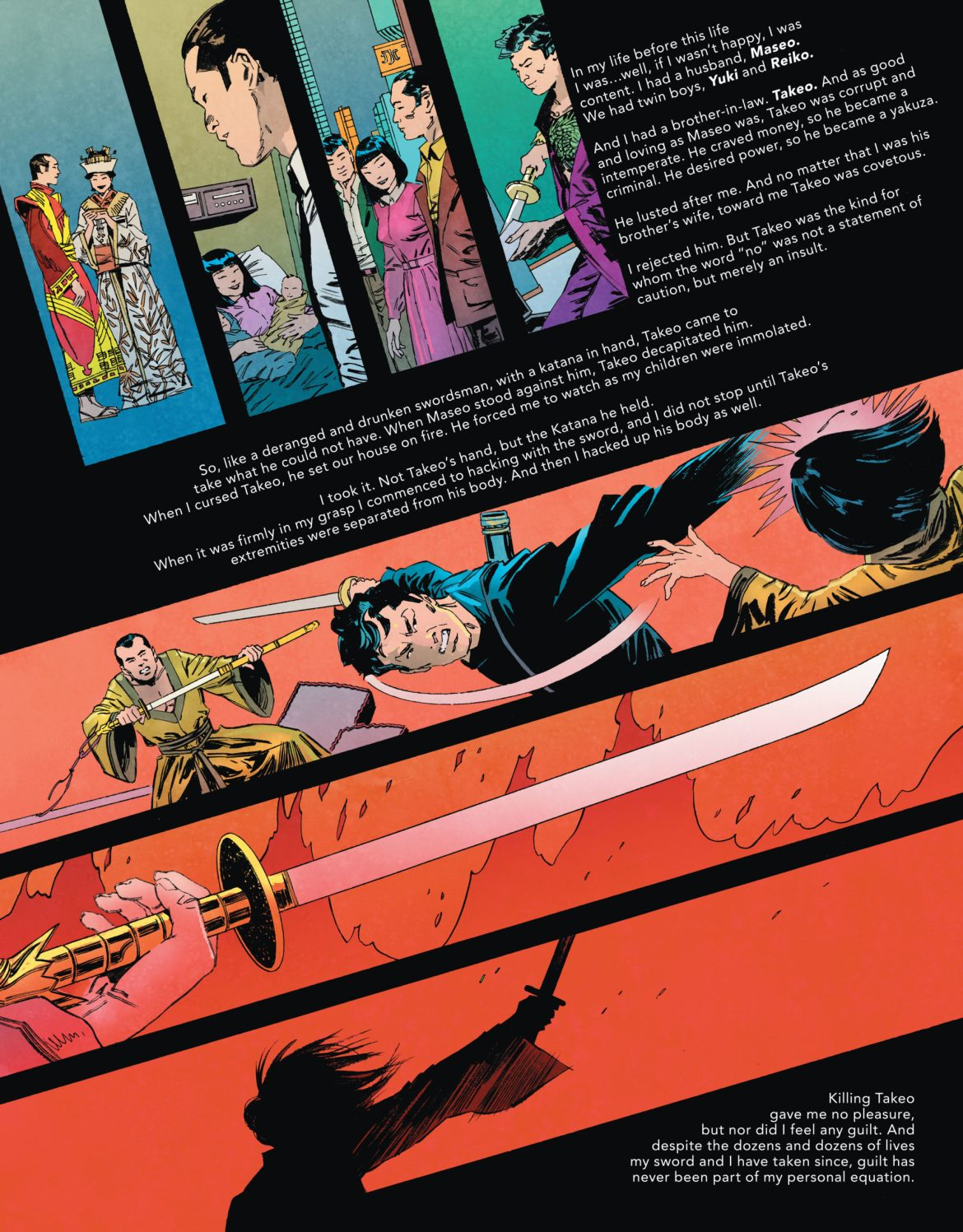 The Other History of the DC Universe #3