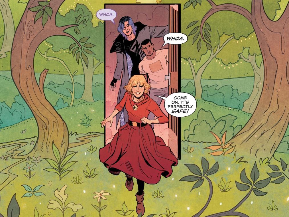 The Dreaming #8 - DC Comics News