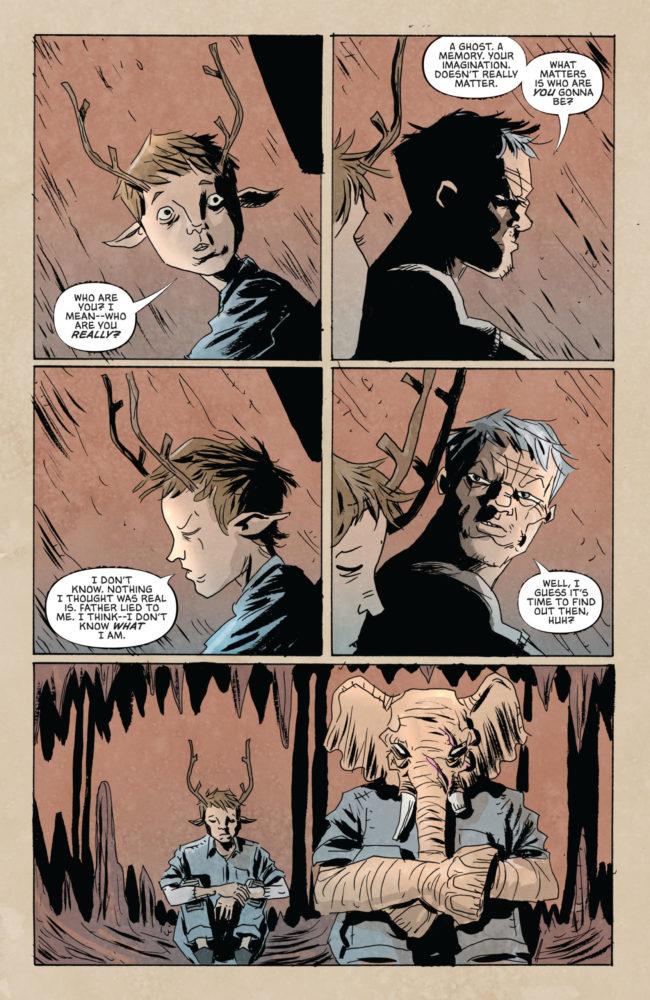 Review: Sweet Tooth #6 DC Comics Reviews DC Comics News