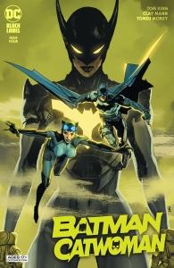 Batman/Catwoman #4 - DC Comics News