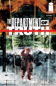 The Department of Truth #7 - DC Comics News