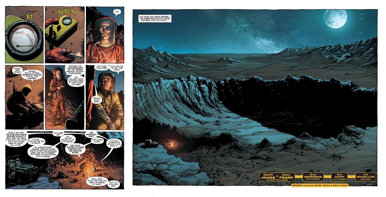 Image Comics Review: Geiger #1