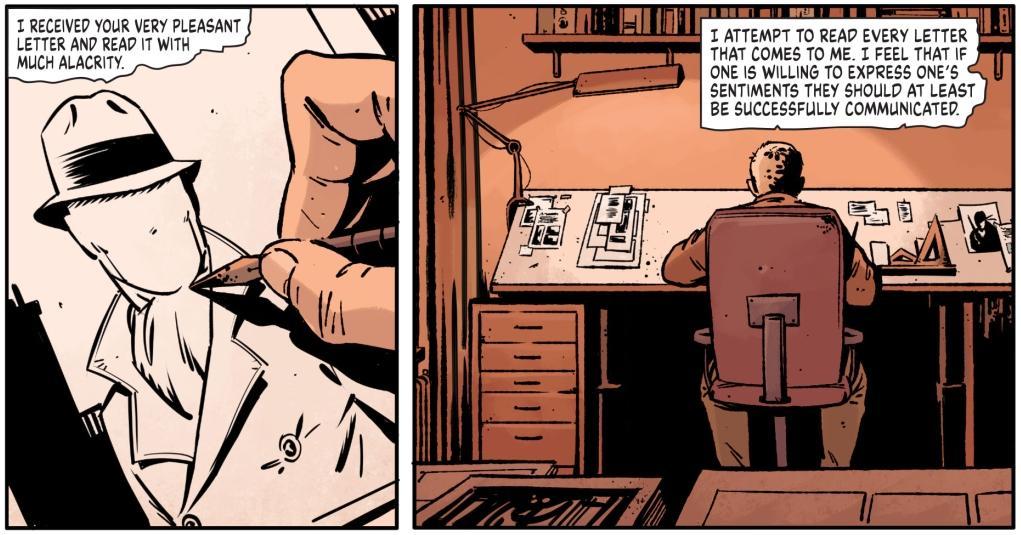 Rorschach #6 - DC Comics News