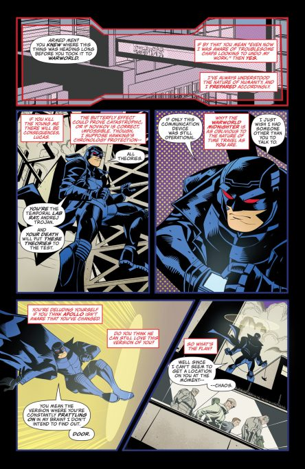 Action Comics 1031 DC Comics News