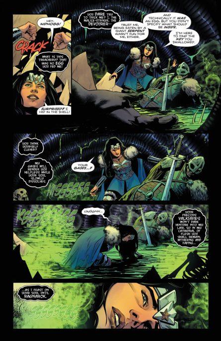 DC Comics News Wonder Woman 772