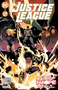 Justice League #61 - DC Comics News