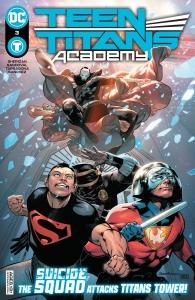 Teen Titans Academy #3 - DC Comics News