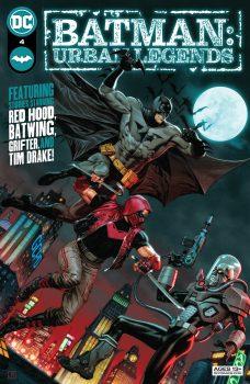Batman Urban Legends #4