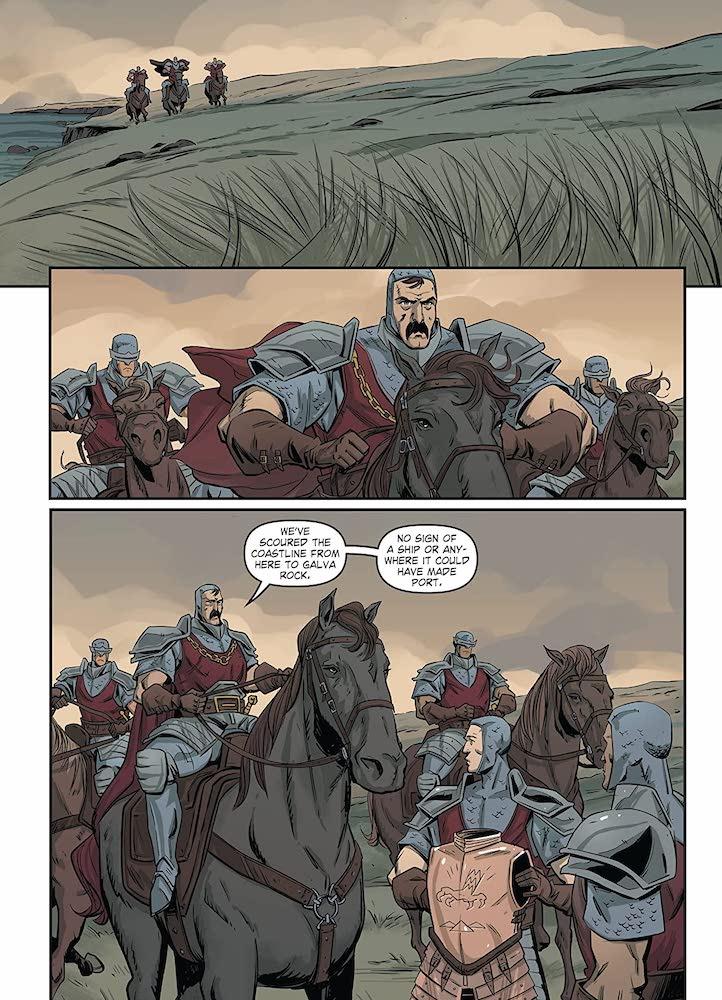 Indie Comics Review: The Orphan King #2 DC Comics Reviews