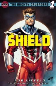 Mighty Crusaders The Shield 1 DC Comics News