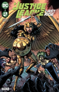 Justice League: Last Ride #2 - DC Comics News