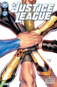 Justice League #62 - DC Comics News