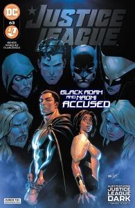 Justice League #63 - DC Comics News