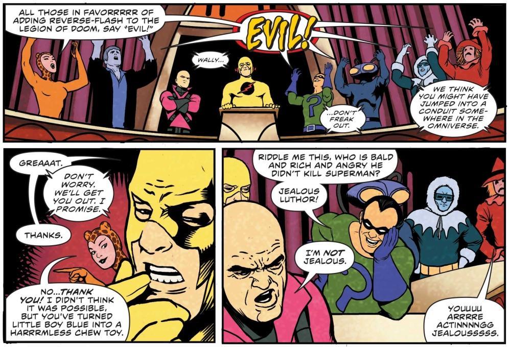 The Flash #771 - DC Comics News