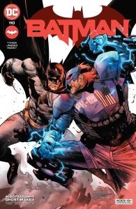 Batman #110 - DC Comics News