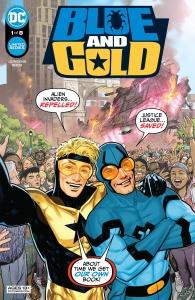 Blue & Gold #1 - DC Comics News