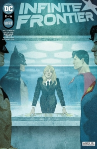 Infinite Frontier #2 - DC Comics News