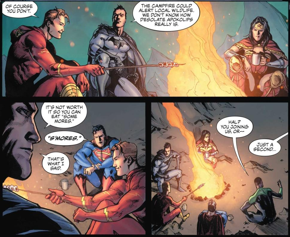 Justice League: Last Ride #3 - DC Comics News