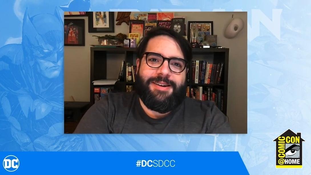 SDCC 2021: Fear State Panel - DC Comics News