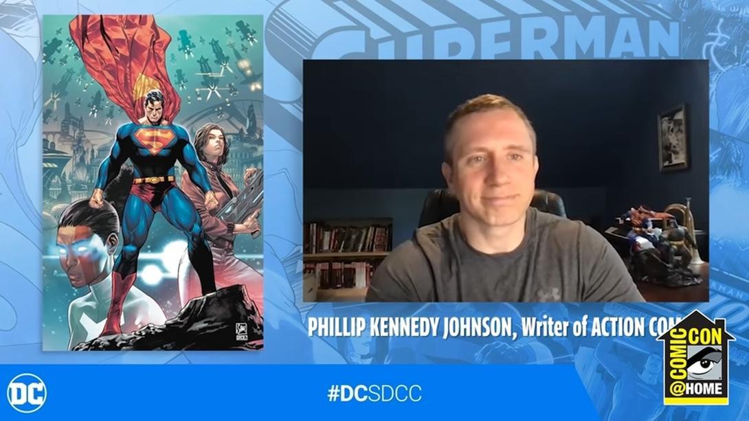 SDCC 2021- Truth, Justice, A Better DC Universe - DC Comics News