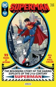 Superman: Son of Kal-El #1 - DC Comics News