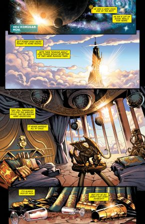 Green Lantern 5 DC Comics News