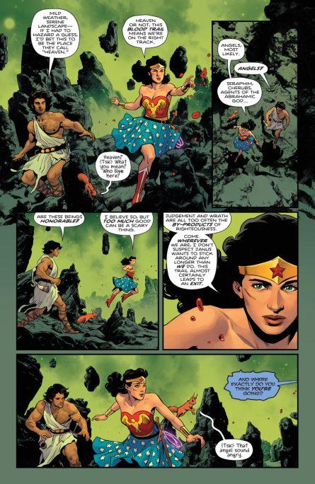 Wonder Woman 778 DC Comics News