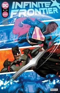 Infinite Frontier #4 - DC Comics News