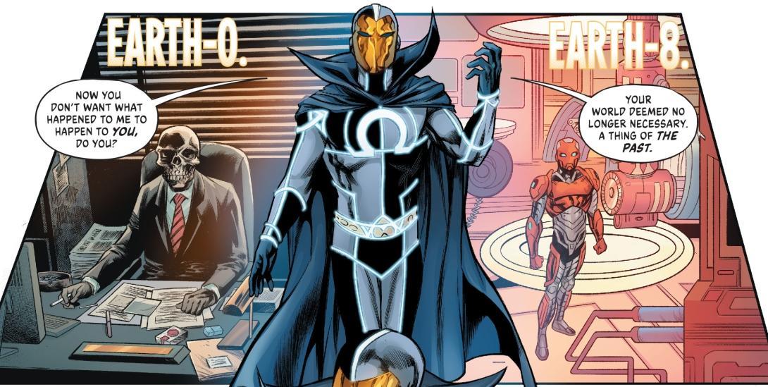 Infinite Frontier #5 - DC Comics News