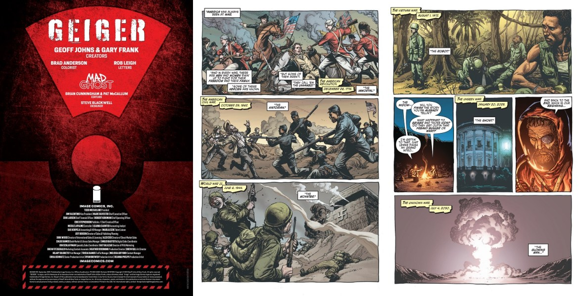 Geiger #6 Pages 1-3
