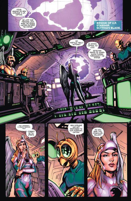 Green Lantern 6 DC Comics News