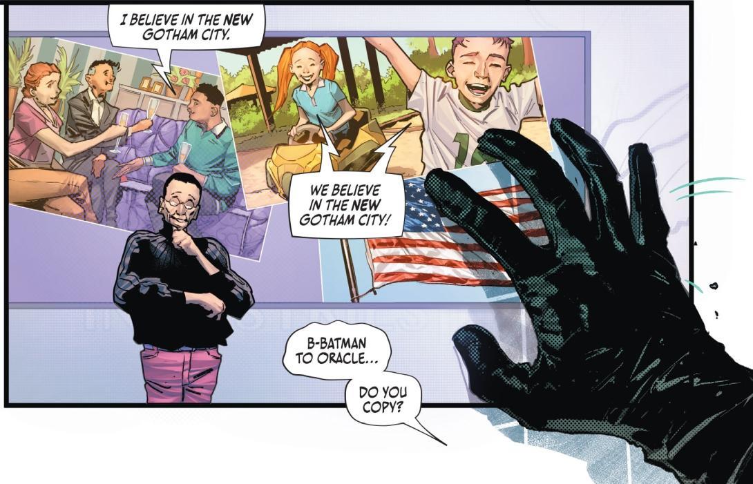 Batman #112 - DC Comics News