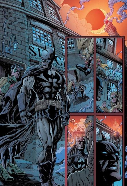 Batman vs Bigby 1 DC Comics News