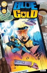 Blue & Gold #2 - DC Comics News