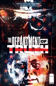 The Department of Truth #12 - DC Comics News