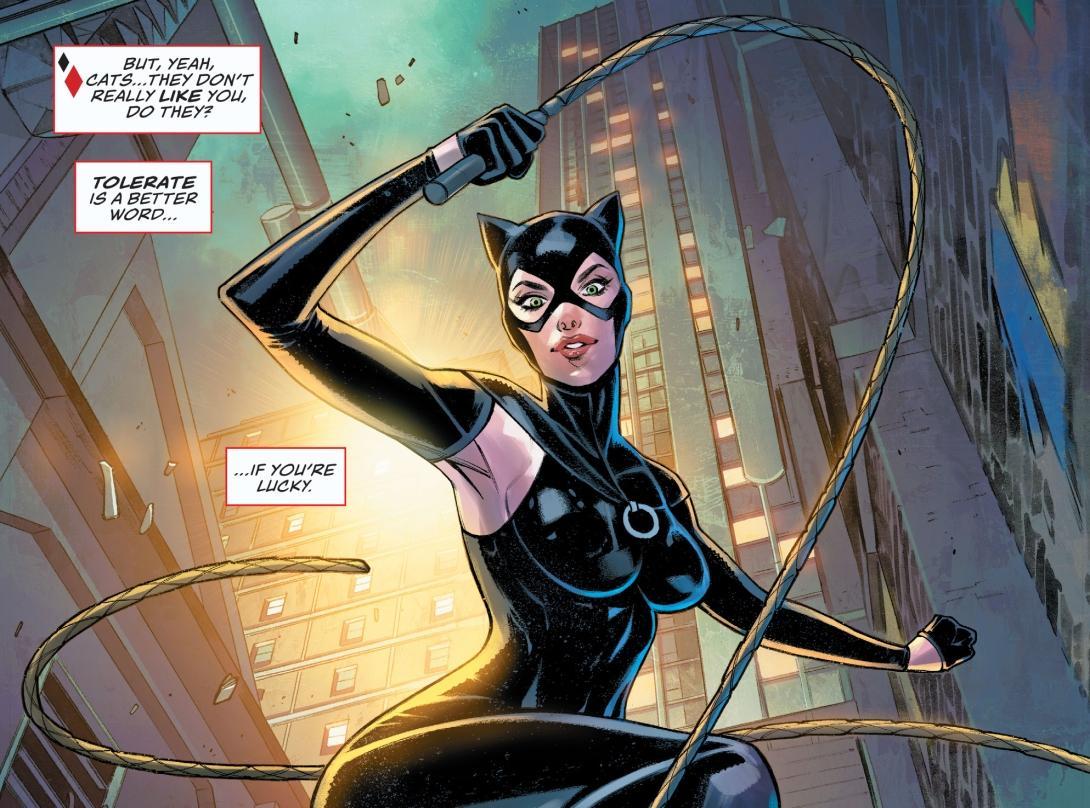 Harley Quinn #6 - DC Comics News
