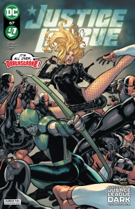 Justice League #67 - DC Comics News