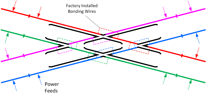 Cross Over Wire Diagram Wiring Crossings Dccwiki