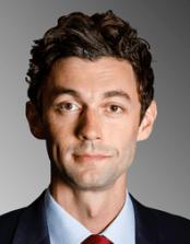 Image of US Senate Candidate Jon Ossoff