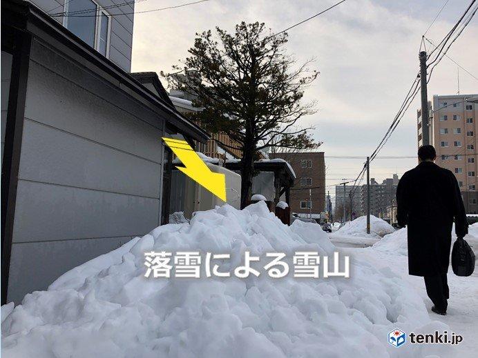 北海道 続く4月並みの気溫   ニコニコニュース