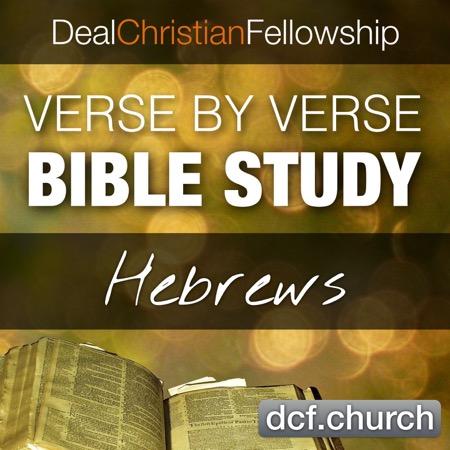Hebrews chapter 1 – Deal Christian Fellowship