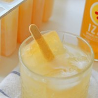 Sparkling Peach Popsicle Moscow Mule