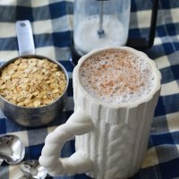 Chai Oatmeal Latte