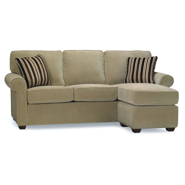 Penelope Reversible Chaise Sofa  Dcg Stores