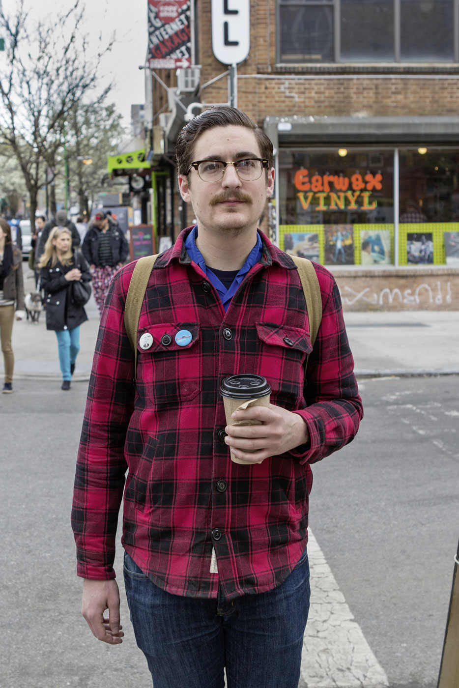 Capturing the death of the Brooklyn hipster