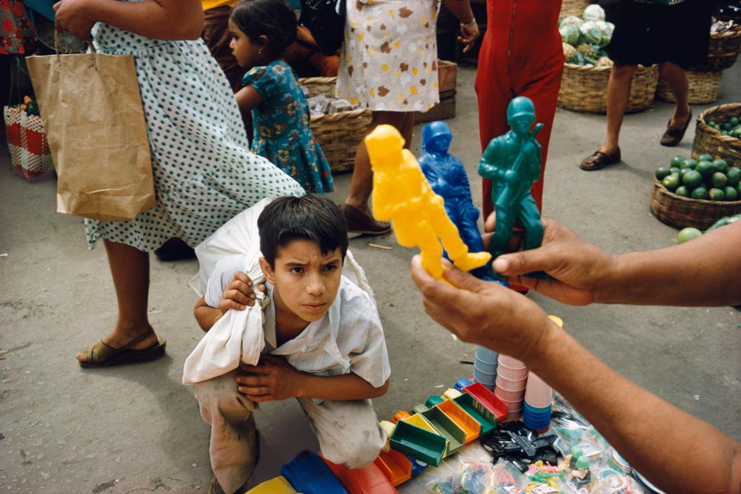 Susan Meiselas: A life in groundbreaking photography